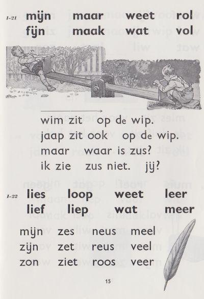Cornelis Jetses Verzameling Dirk Sellis. Schoolplaten, boekjes, leesplankjes en veel meer. Cornelis Jetses is o.a. bekend van Ot en Sien