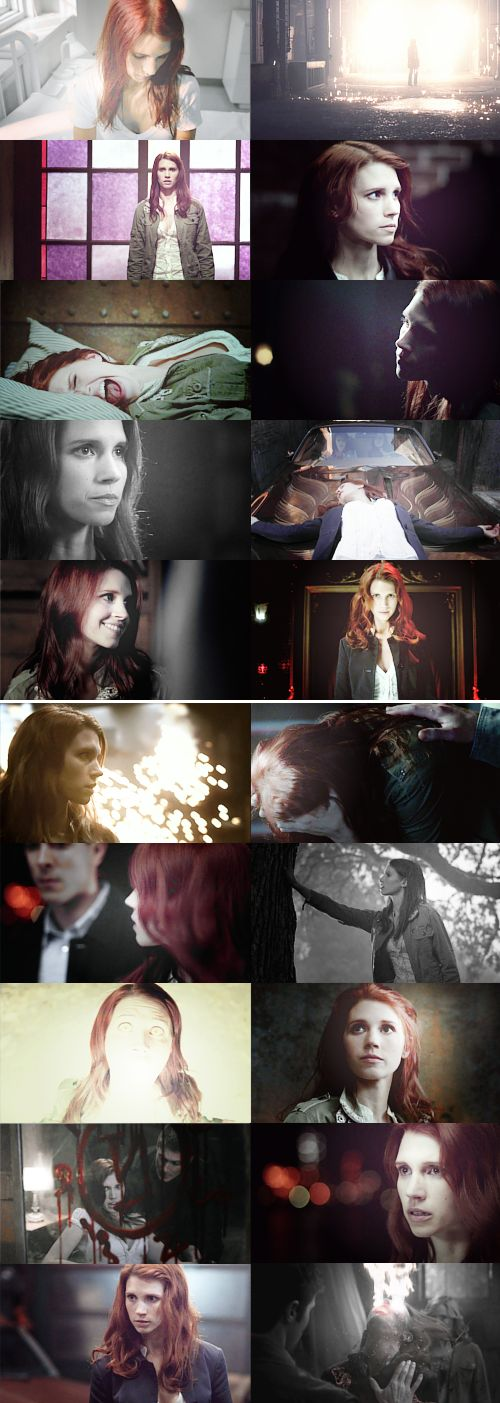 the women are the strong ones + anna milton #spn
