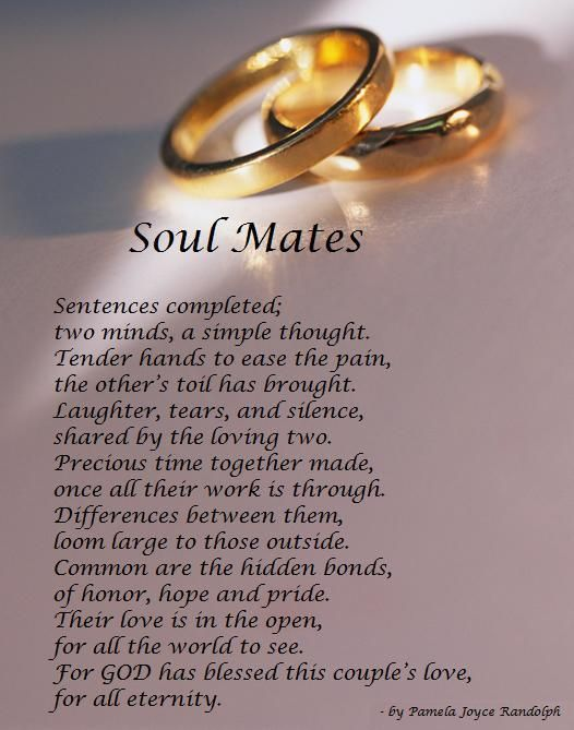 wedding poems of love - photo #35