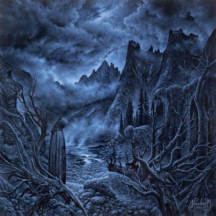 Kristian 'Necrolord' Wåhlin - Where Shadows Forever Reign (2016)