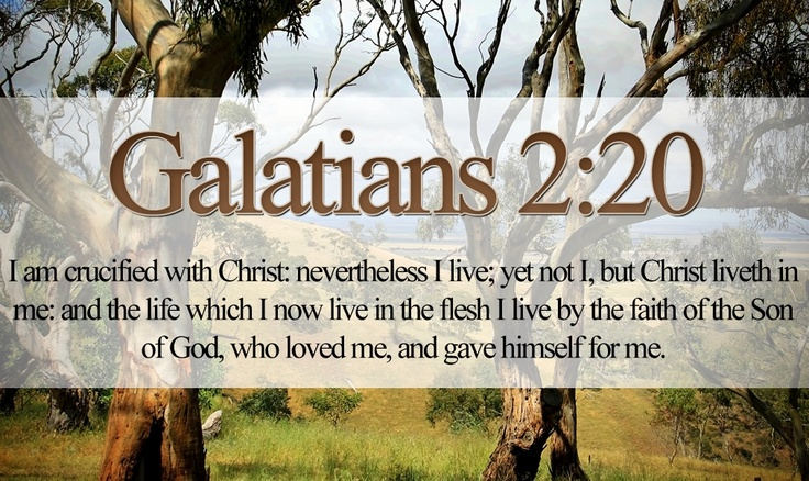 Bible Verses About Friendship English : Galatians verses from the king james bible