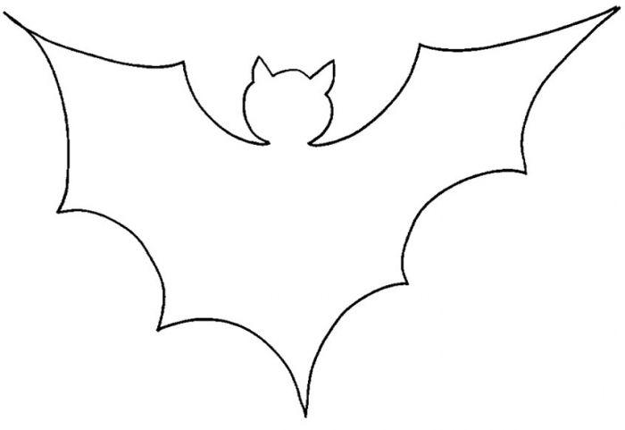 Coloriage Chauve-souris - Les beaux dessins de Animaux à imprimer et colorier