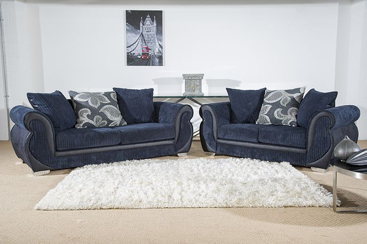 With a contemporary styled design and a striking contrast of textures, shapes and quality jumbo cord fabric, this brand new British made sofa makes a sophisticated addition to any living space. The Cambridge sofa is available as a 3 + 2 seater sofa set in various colour fabrics for just £459.  Tel: 07446824535 (Mon-Sun 9am to 9pm) Tel: 0161 620 6517 (Mon-Fri 9am to 6pm)