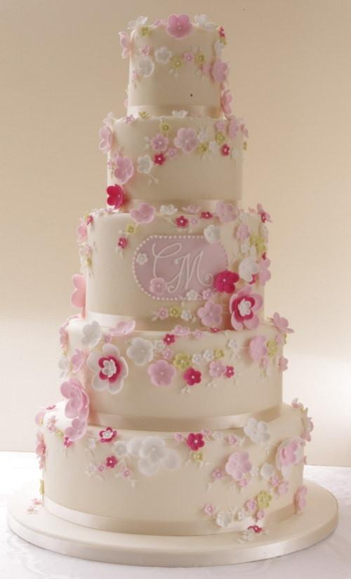 Cake Maison wedding cake