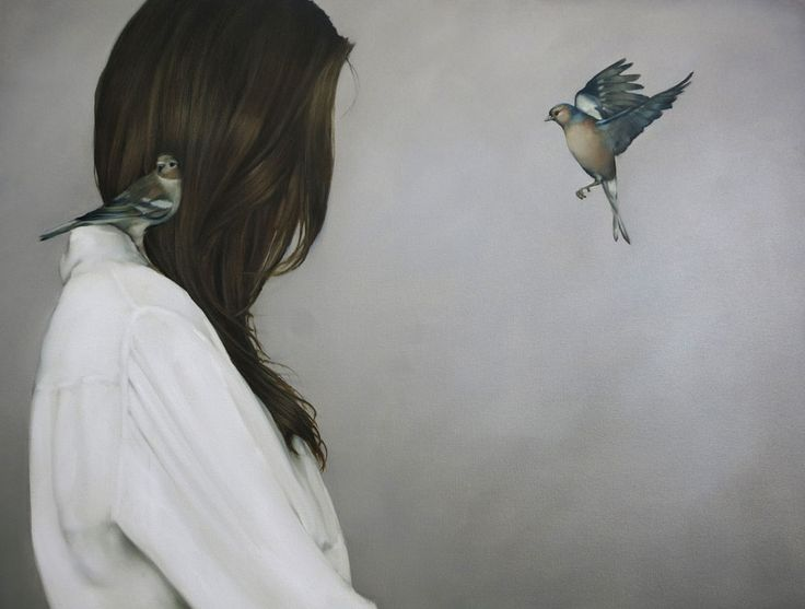 Amy Judd ' There's always a silver lining' © Artist