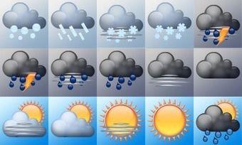 Het weer: dit zijn de beste (gratis) weer apps voor je tablet of smartphone   Hoe - Waar
