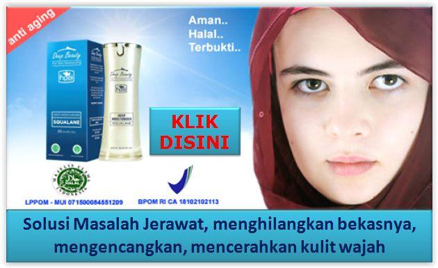 produk kecantikan yang bagus untuk kulit berjerawat