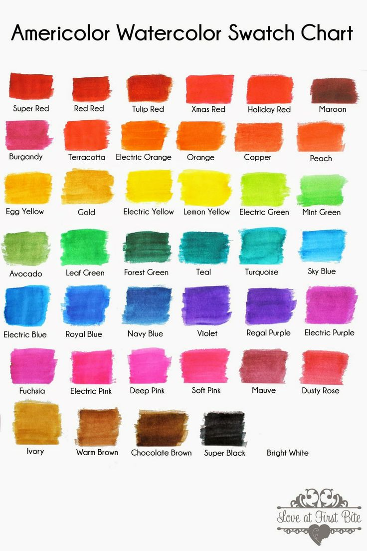 113 best cookie ri coloring images on pinterest color cookies and color color bias choosing the right primary colors nvjuhfo Choice Image