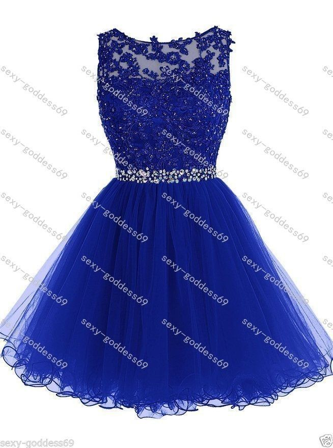 New Stock Short Formal Ball Evening Party Bridesmaid Dress Size 6-22
