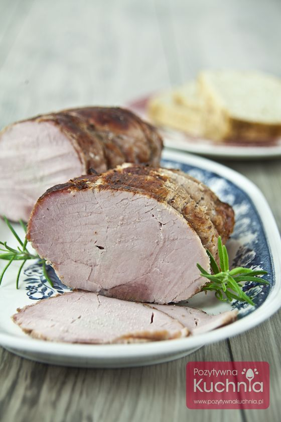 #szynka do kanapek, na imprezę jako przekąska lub do podania na #sniadanie #wielkanoc.ne http://pozytywnakuchnia.pl/szynka/ #przepis