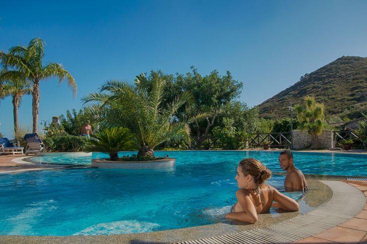 Pool Baia delle Palme at Cruccuris Resort, Villasimius