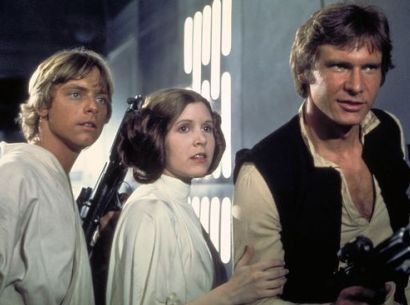 """Oct 2012, Disney bought Lucasfilm, & rights to Star Wars franchise, for $4 billion. Luke Skywalker & Hans Solo joined Mickey Mouse, Snow White & Iron Man in Disney's roster of heroes. It's 4th largest amount Disney has paid to buyout another company. Said Disney CEO Robert Iger: """"This is one of the great entertainment properties of all time, one of best branded & one of most valuable, & it's just fantastic for us to have opportunity to both buy it, run it and grow it."""""""