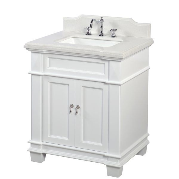 You Ll Love The Elizabeth 30 Single Bathroom Vanity Set At