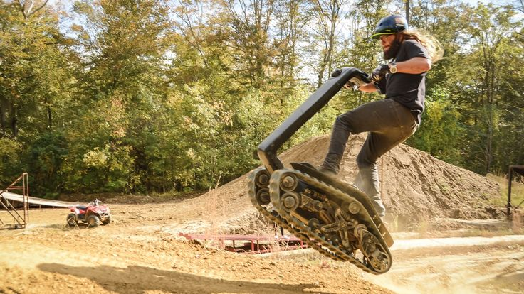 DTV Shredder Off-Road Scooter Thing Approved for Sale In the U.S.