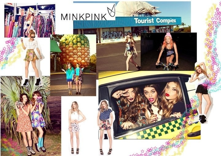 Shout out to our jkt peepz! New Minkpink in store