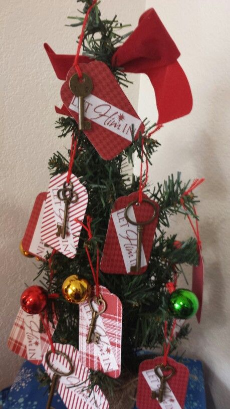 Small Innkeepers Key Christmas Ornaments Pinterest
