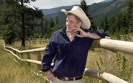 The novelist James Lee Burke on his ranch in Montana, James Lee Burke's Louisiana
