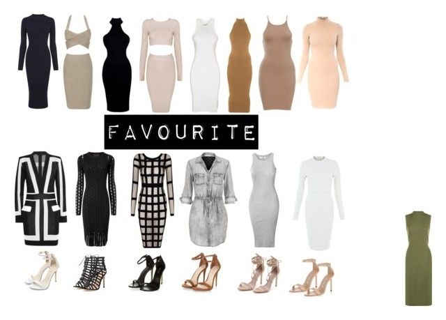 """""""My personal Favourites."""" by daniellepearce13 on Polyvore featuring Torn by Ronny Kobo, Balmain, WearAll, Alexander Wang, Warehouse, DRKSHDW, Glamorous, maurices, Posh Girl and AX Paris"""