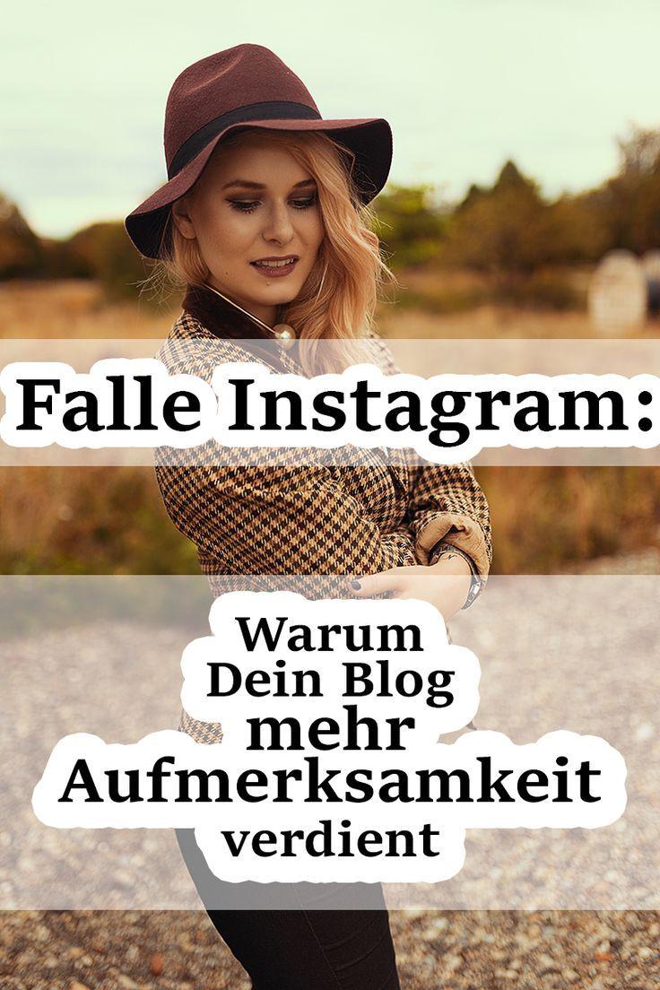Warum jeder gute Blogger auf #Instagram verzichten darf   Blog versus Instagram   von Christina Key, Berlin