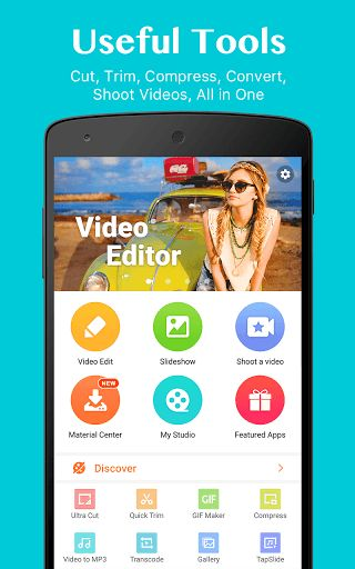 VideoShow - Video Editor Video Maker Music Free v7.6.1 rc [Unlocked]   VideoShow - Video Editor Video Maker Music Free v7.6.1 rc [Unlocked]Requirements:4.0.3 and upOverview:VideoShow  The Best Video Editor and Movie Maker App Available  VideoShow is ranked as the No.1 video editor & video maker app in many countries. Its the choice of 140 million users! The app has received numerous honors in the app markets and has gained more than 2000000 five-star ratings. It was also included in the list…