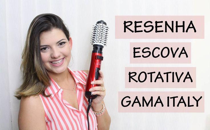 Resenha - Escova Rotativa Gama Italy