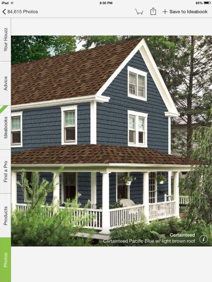 dark brown house colors 2021 in 2020 brown house on house colors for 2021 id=77228