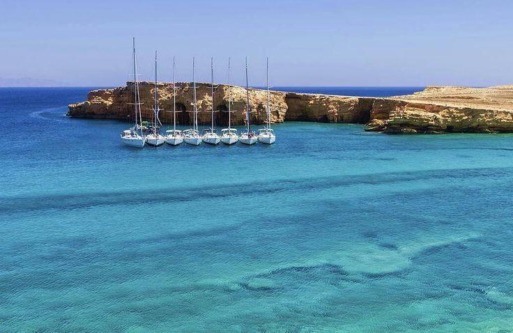#sailinglife aka holiday mood all year long #holiday #sea  Credits: @istionyachtinggreece