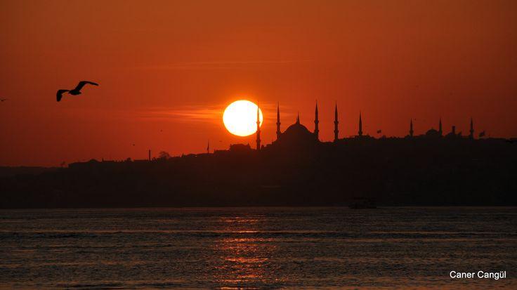 Günbatımı   İstanbul Türkiye