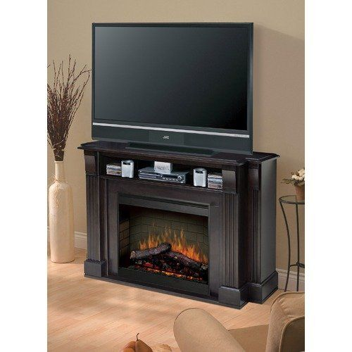 Tv Stand With Electric Fireplace Dimplex Langley 55 39 39 Tv Stand With Electric Fireplace