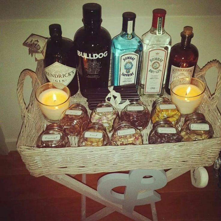 Gin bar @home