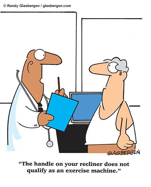 46 best funny glasbergen images on pinterest jokes - Fitness cartoon pics ...