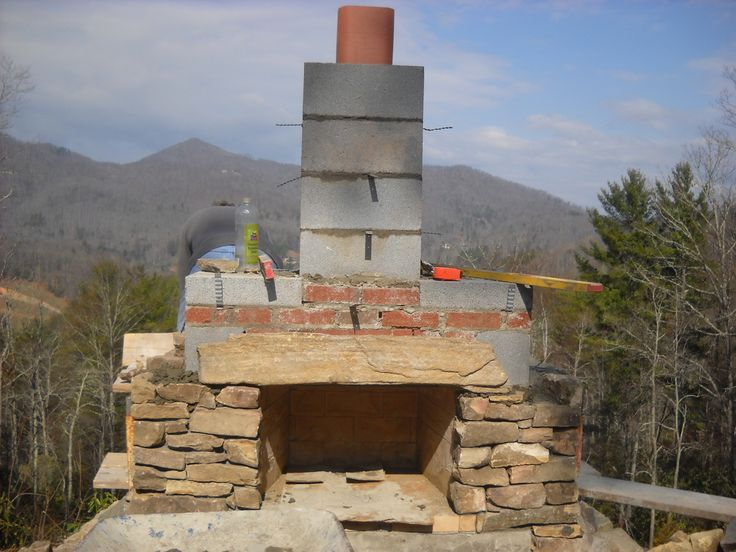 Outside Stone Fireplace Ideas: 17 Best Ideas About Outdoor Stone Fireplaces On Pinterest