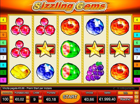 Sizzling Hot Game Pc
