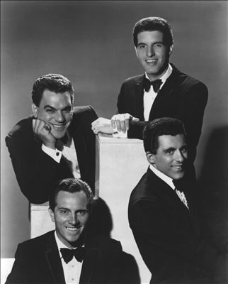 #JerseyBoys: The story of Frankie Vallie and the Four Seasons.