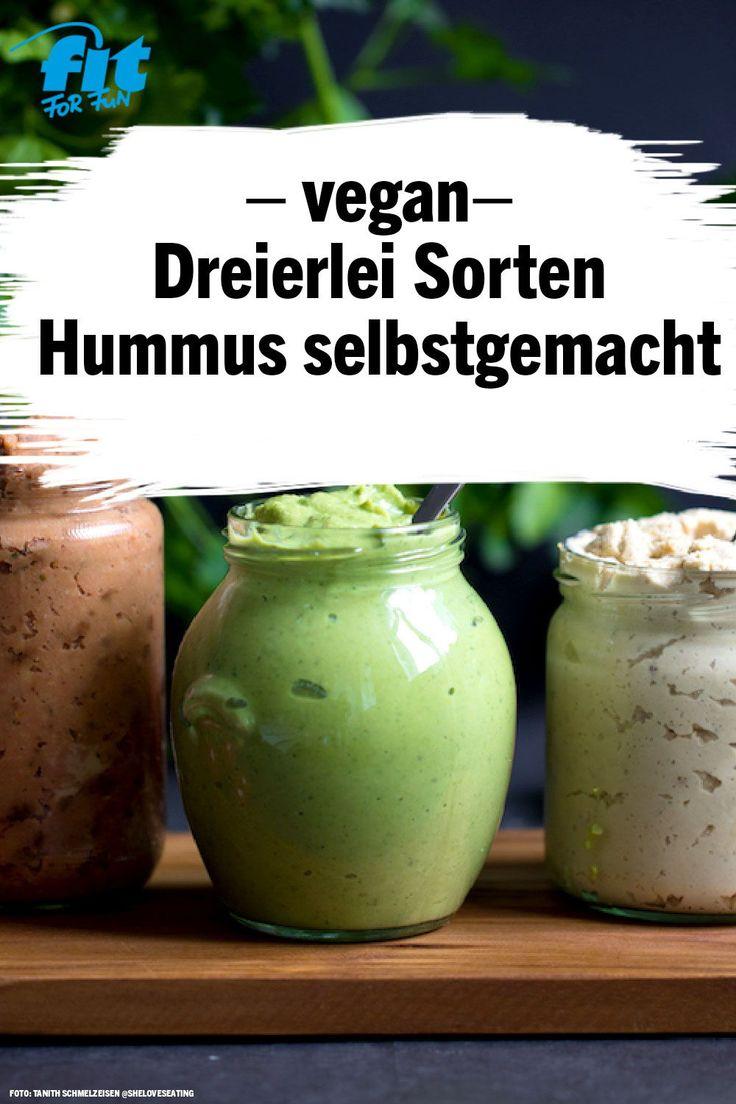 Hummus Trio – leicht gemacht