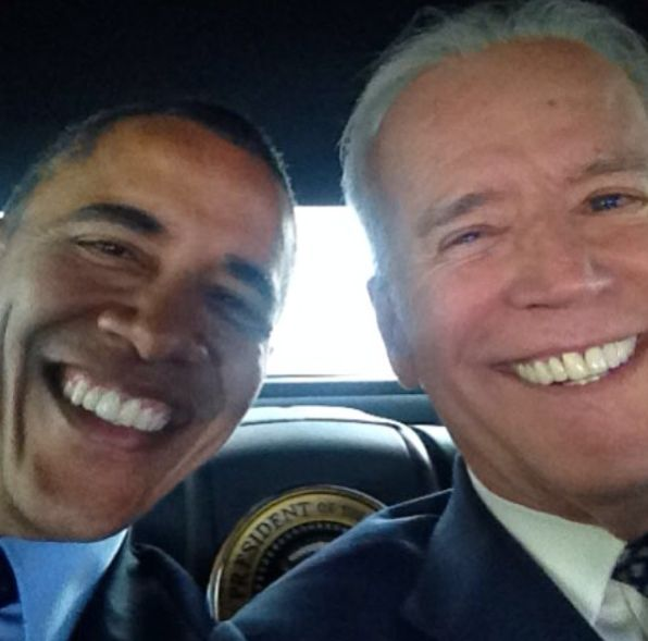 Former President Obama creates an Obamacare/ Biden meme for Joe Biden's 75th birthday, and the internet loses it