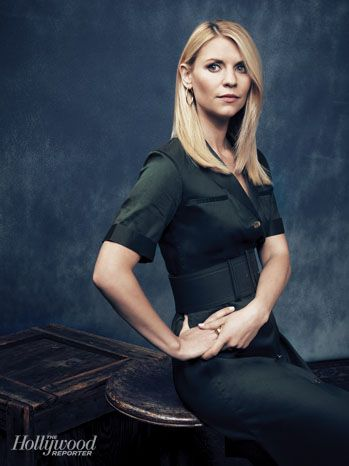 Best Leading Actress in a Drama Series: Claire Danes Like the vast majority of prognosticators, Gansa, 52, and Gordon, 51, had gone into the evening expecting that star Claire Danes, who plays a bipolar former CIA officer, would be the first-year series' only winner.  ...rh