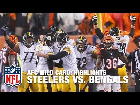 bengals vs steelers - Google Search
