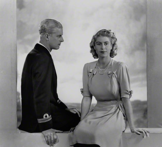 Princess Elizabeth, Prince Philip, Duke of Edinburgh | by the Waxbitch®
