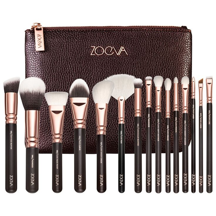 ZOEVA Sett Rose Golden Complete Set Vol. 1 PRODUCT