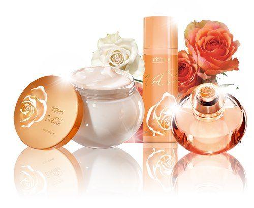 Volare Eau de Parfum, body cream & deodorant by Oriflame
