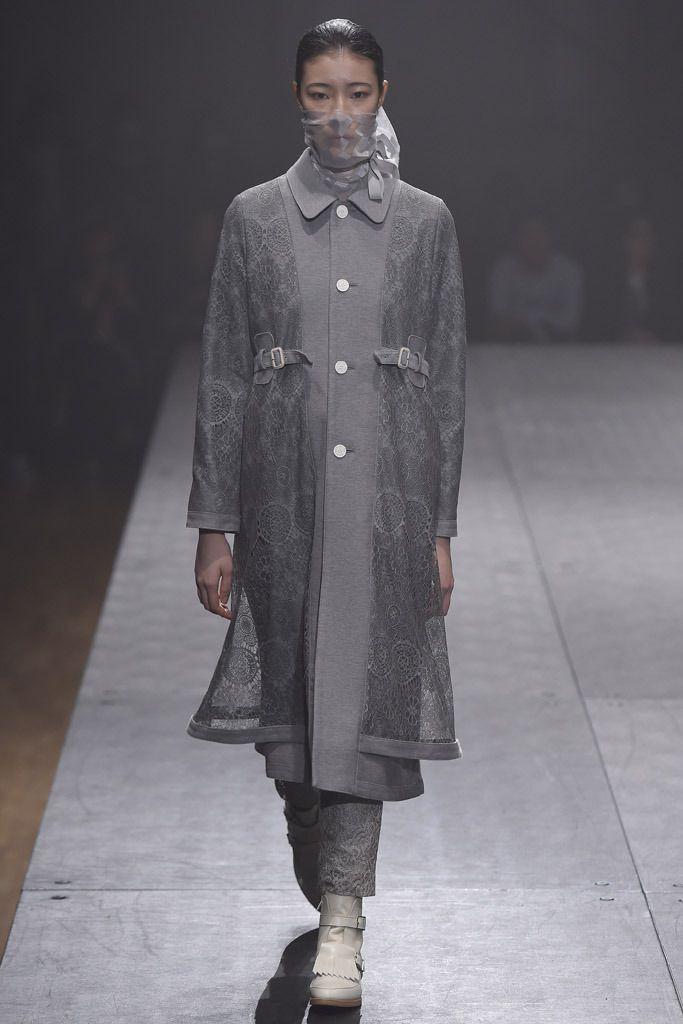 Tokyo Fashion Week: Mint Designs RTW Fall 2015