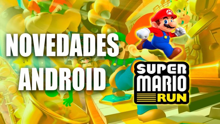 Super Mario Run para Android