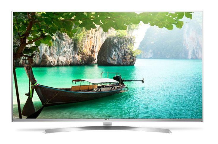 Soldes Téléviseur Darty, achat TV LED Lg 55UH850V 4K pas cher prix Soldes Darty 999.00 € TTC au lieu de 1 499 €