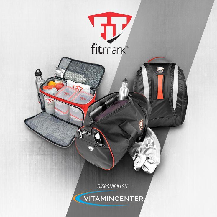 FITMARK > www.vitamincenter.it/brands/fitmark  Ad ogni #sportivo, #borse di qualità per riporre #pasti, #integratori e materiale per l'#allenamento.