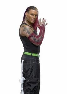 WWE Jeff Hardy View from side