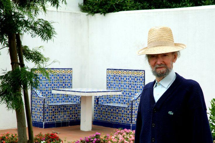 Nadir Afonso em Cascais.