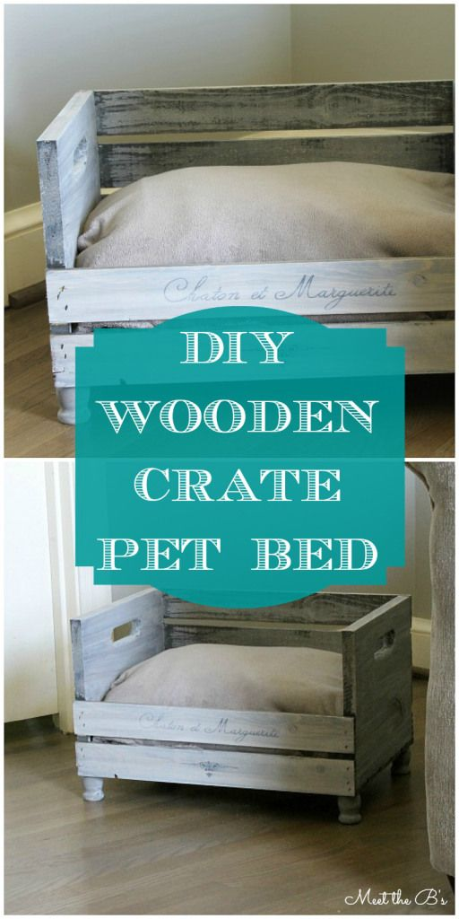 From Lovers with Love - Check Out These DIY Cat Bed Crafts That Will Make Your Kitty Happy-DIY Wooden Cat Bed
