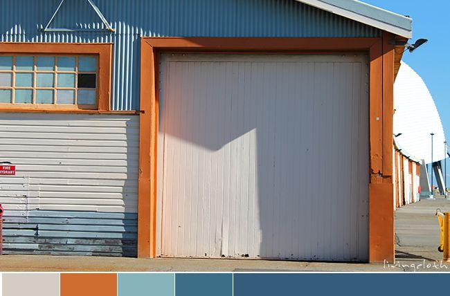 colours of Fremantle via livingcloth.com