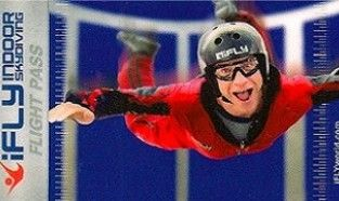 iFLY Indoor Skydiving---boys will LOVE this!!!
